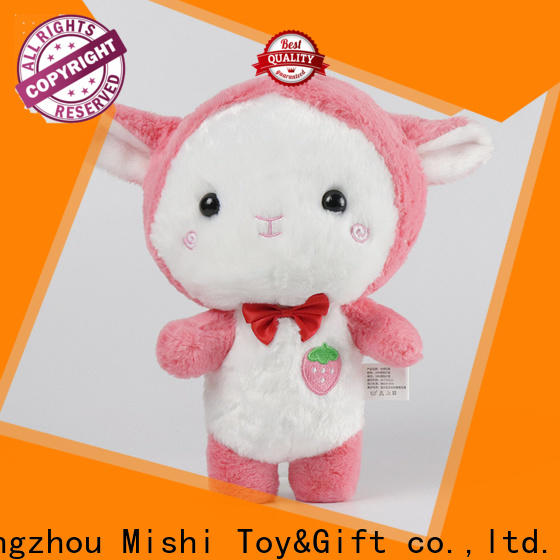 Mishi personalized plush toys with t shirts for kids