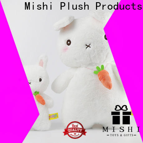 Mishi plush toys suppliers for kids