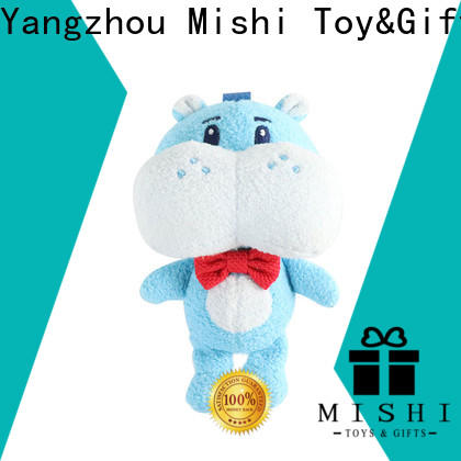 Mishi new plush toys with t shirts for kids
