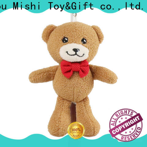 Mishi stuffed keychain suppliers for business