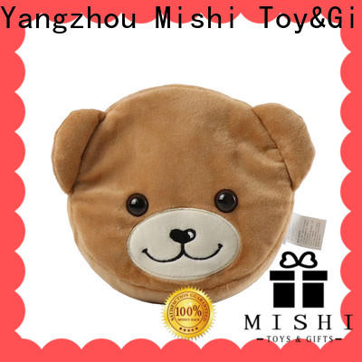 Mishi panda plush coin purse manufacturers for sale