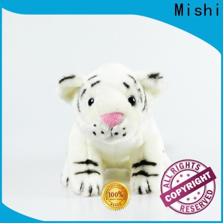 Mishi custom plush toys factory for business