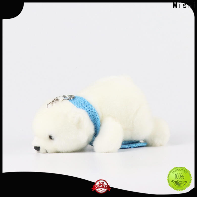 Mishi pendant cheap plush toys with t shirts for sale