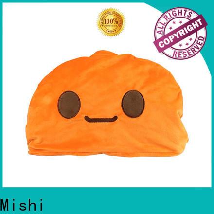 Mishi good selling super plush blanket supply for business