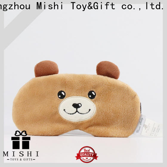 Mishi eye cover with custom printing for gifts