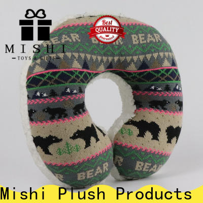 Mishi fast delivery plush pillow company for sale