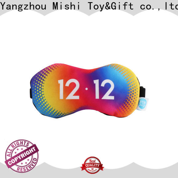 Mishi best eye mask with custom printing for business