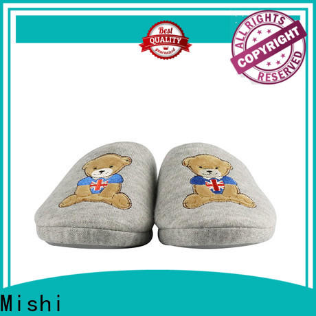 best custom plush slipper manufacturers for business