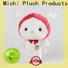 Mishi unique plush toys factory for kids