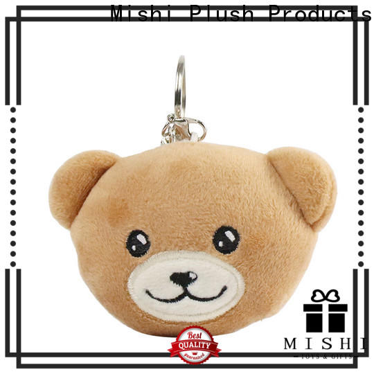 Mishi latest plush key chain suppliers for sale