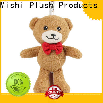 Mishi top cute plush keychains company for gifts