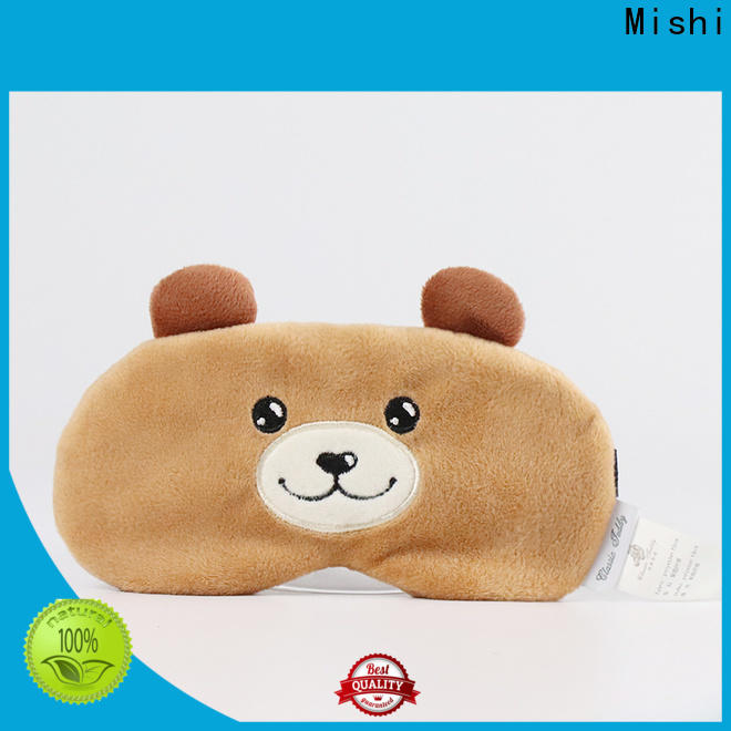 Mishi best personalised eye mask company for sale