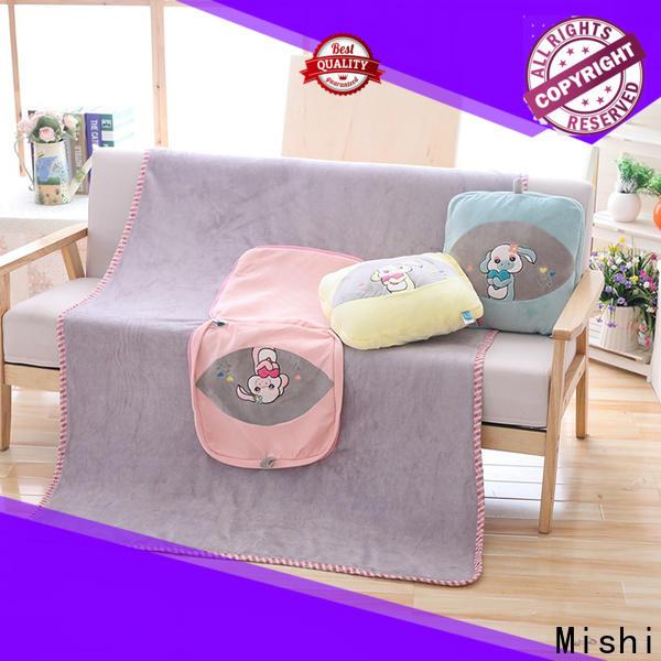 Mishi best plush blanket manufacturers for living room