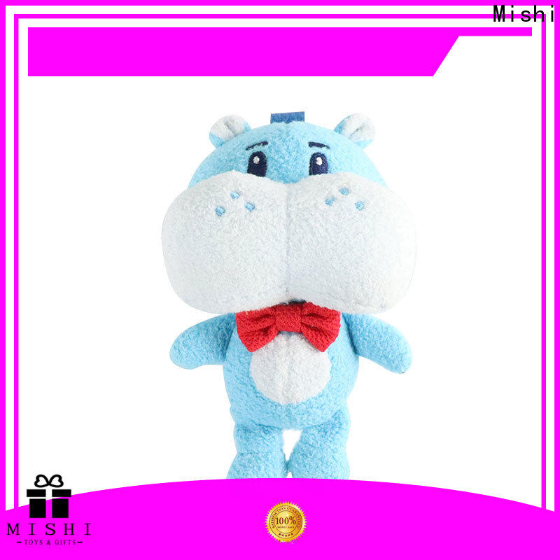 pendant cheap plush toys with t shirts for business