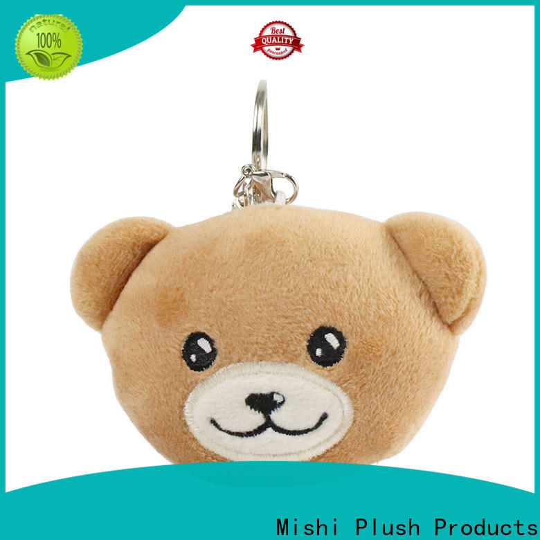 wholesale plush keychain factory for gifts