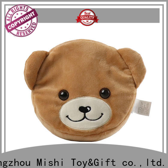 Mishi plush wallet company for presents