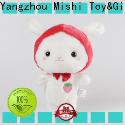Mishi kangaroo personalized plush toys supply for kids