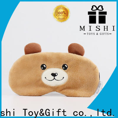 Mishi custom eye cover mask suppliers for sleeping
