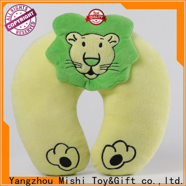 best plush travel pillow factory for gifts