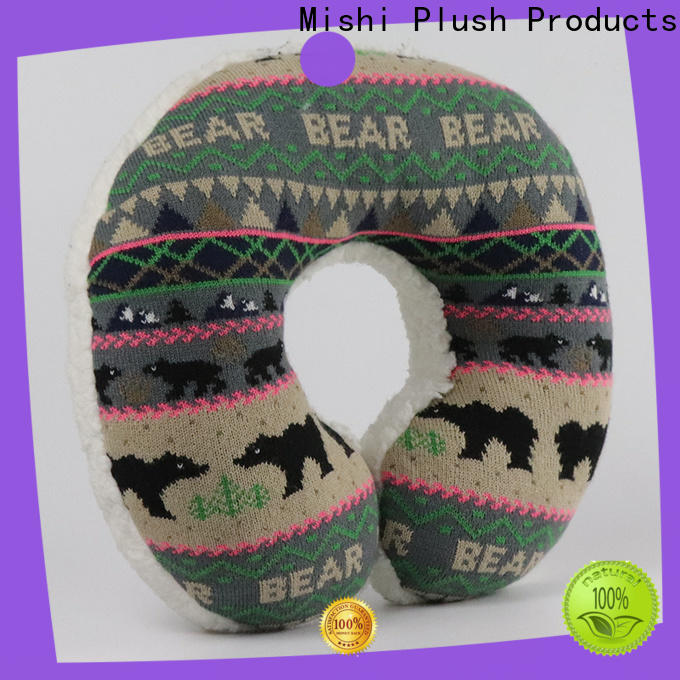 hot sale plush pillow factory for gifts