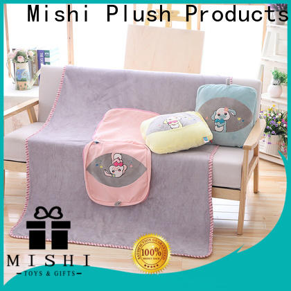 wholesale plush blanket wholesale company for gifts