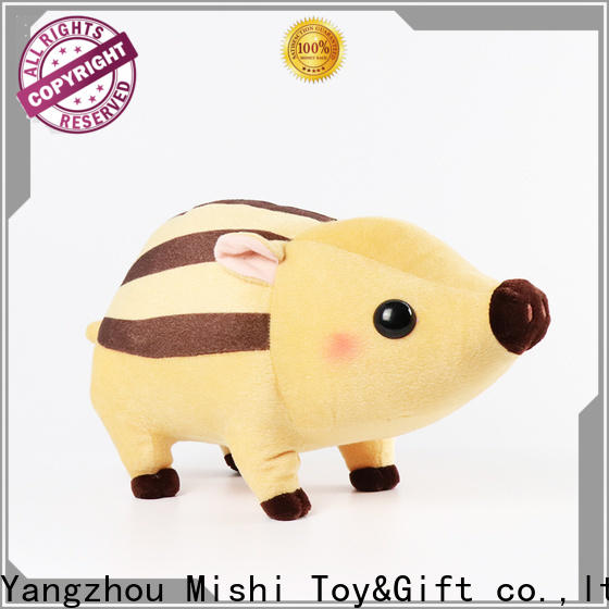 Mishi bull plush toy supply for presents