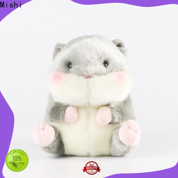 Mishi bull bulk plush toys suppliers for presents