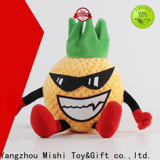 Mishi custom plush toys company for gifts