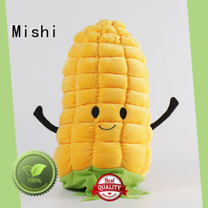 Mishi wholesale plush cushion covers hand warmer for gifts