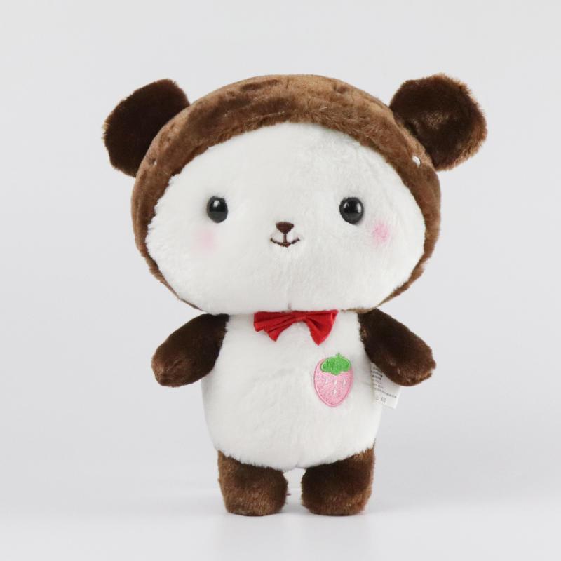プレゼントガールフレンドのためのギフトかわいいおもちゃぬいぐるみウサギクマぬいぐるみのおもちゃプライベート卸売