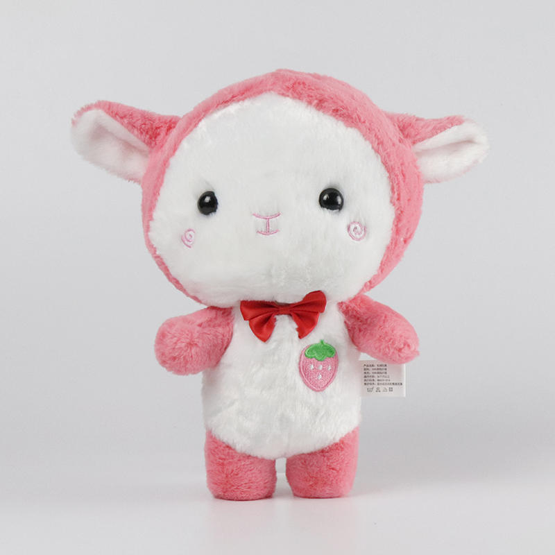 Present Gift Cute Stuffed Rabbit Plush Toys Wholesale