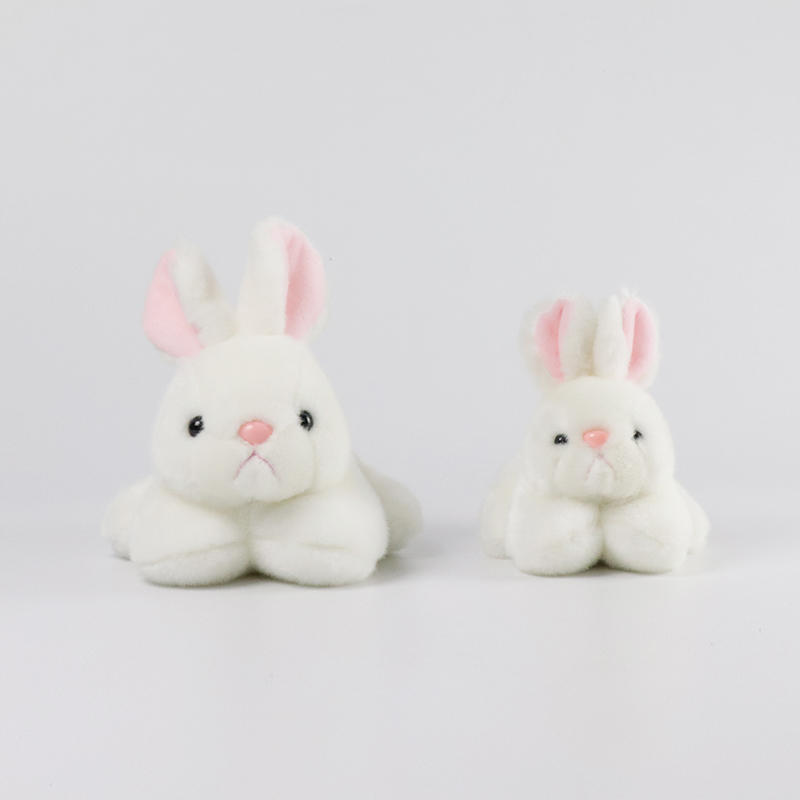 Soft Custom Rabbit Plush Toy For Presents Wholesale