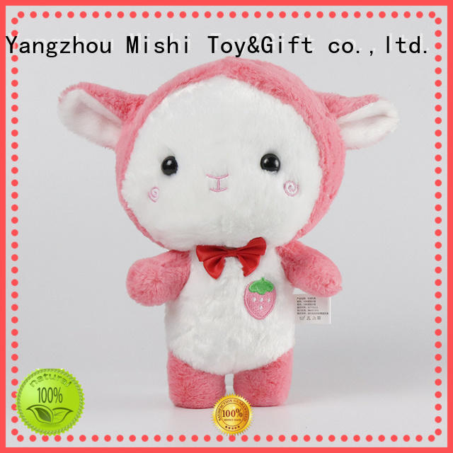 Mishi new plush toys with t shirts for prasents