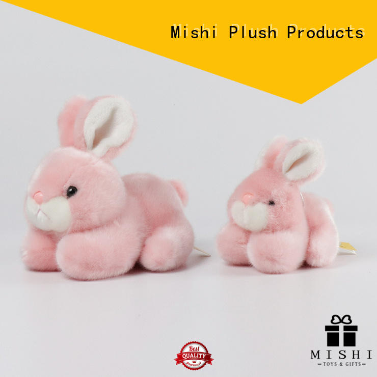 Mishi plush toy manufacturers with t shirts for business