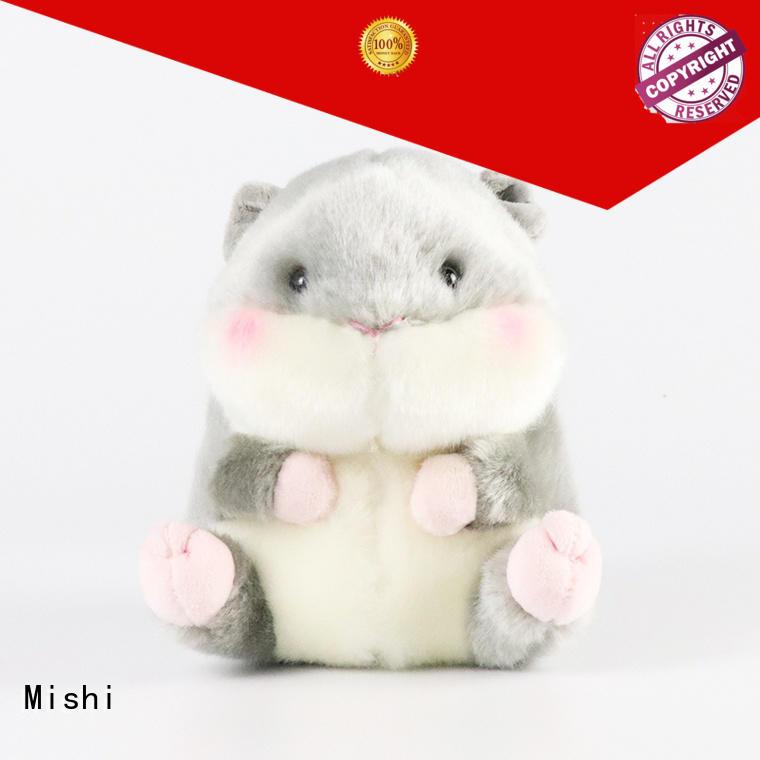 Mishi high-quality soft plush toys company for kids