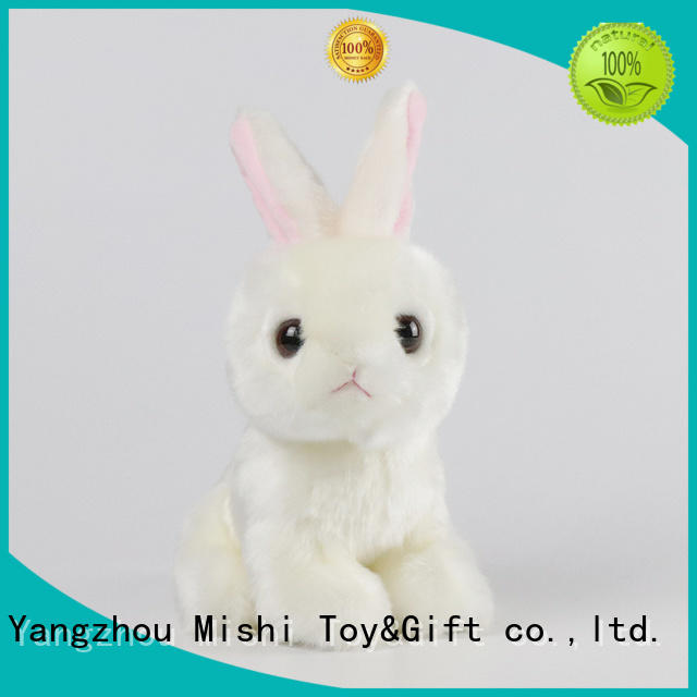 Mishi funny plush toys with custom logo for gifts