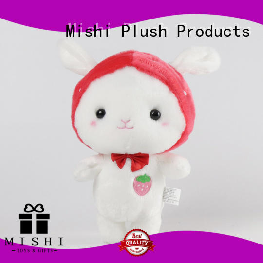 Mishi personalized plush toys company for gifts