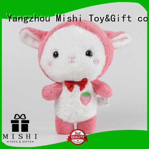 Mishi new plush toys suppliers for kids