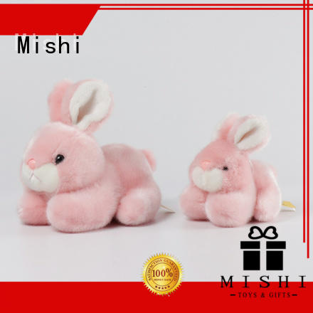Mishi cute plush keychains suppliers for business