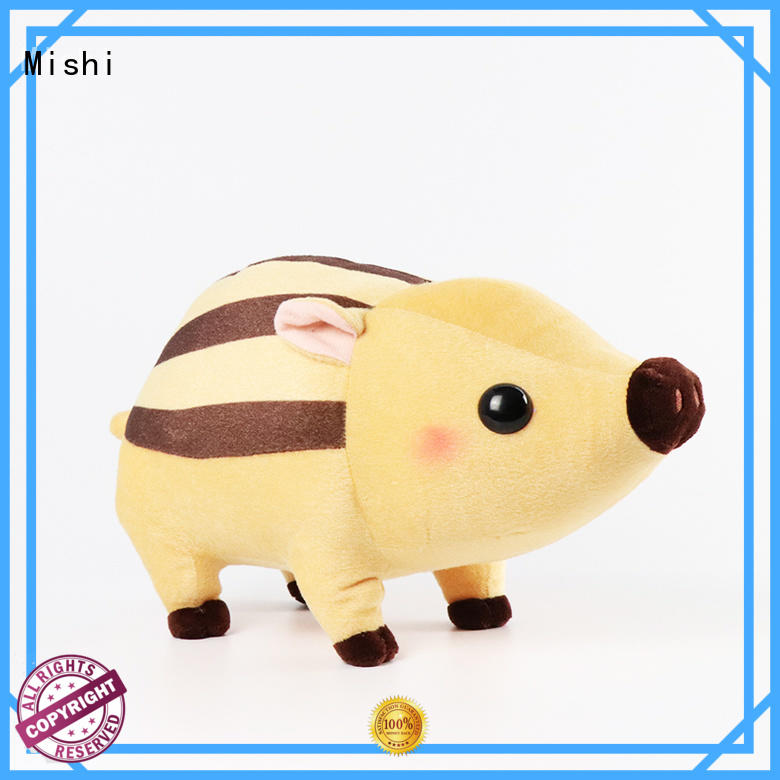 top plush toys with custom logo for kids