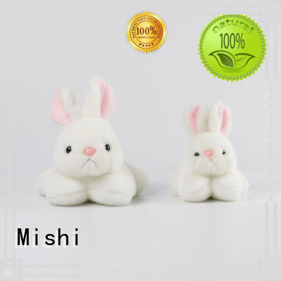 Mishi pendant stuffed keychain supply for prasents