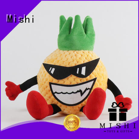 Mishi high-quality soft plush toys suppliers for business
