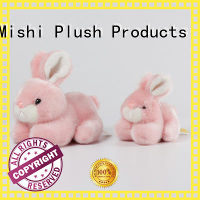 Mishi top cute plush keychains manufacturers for business