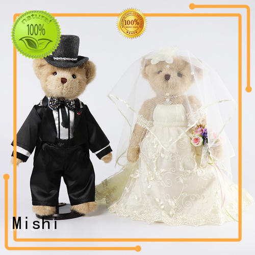 Mishi bull plush toys wholesale factory for business