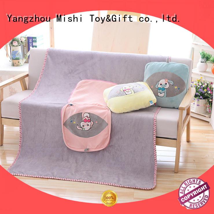 cartoon custom plush cushion supply for home