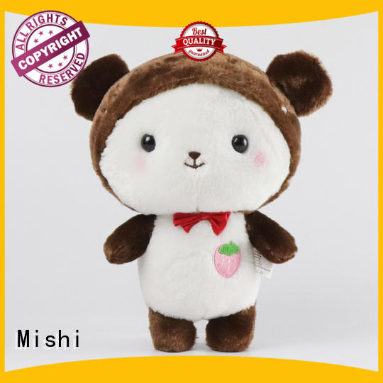 Mishi shiba inu custom plush toy manufacturers for prasents