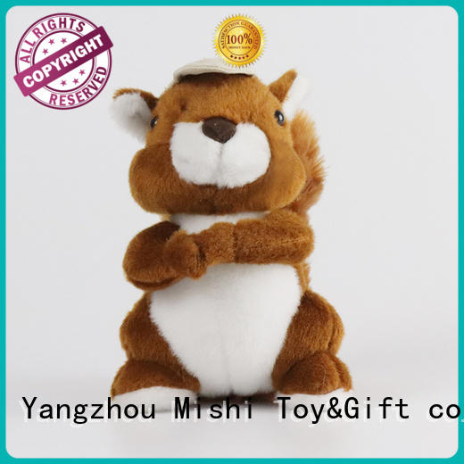 Mishi plush toy manufacturers with t shirts for gifts