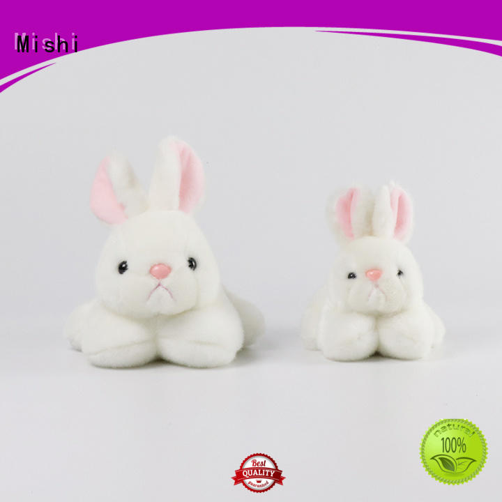Mishi custom plush toys manufacturers for gifts